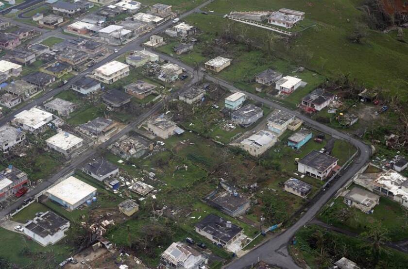 El Manhattan School of Music de Nueva York acogerá el próximo jueves 18 un concierto a beneficio de los damnificados por el huracán María, que el 20 de septiembre devastó Puerto Rico dejando más de sesenta muertos y daños por valor de 94.000 millones de dólares. EFE/ARCHIVO