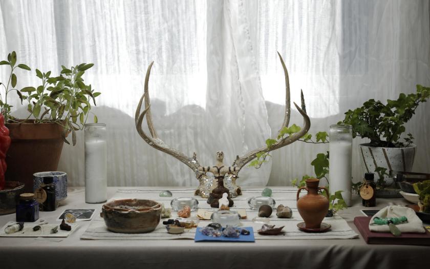 Altar de Amanda Yates García