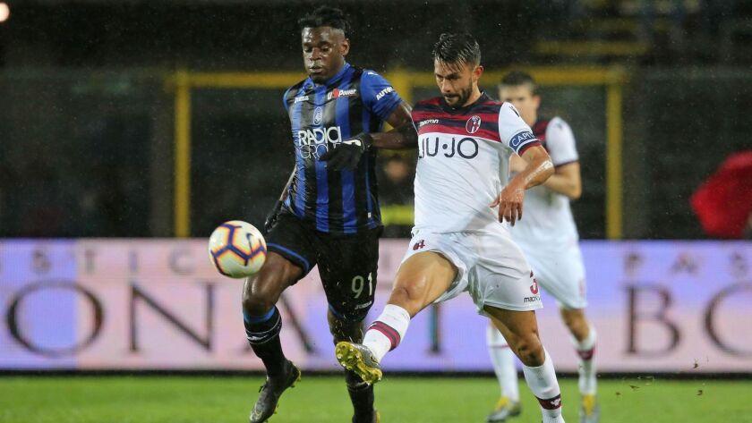 Atalanta vs Bologna, Bergamo, Italy - 04 Apr 2019