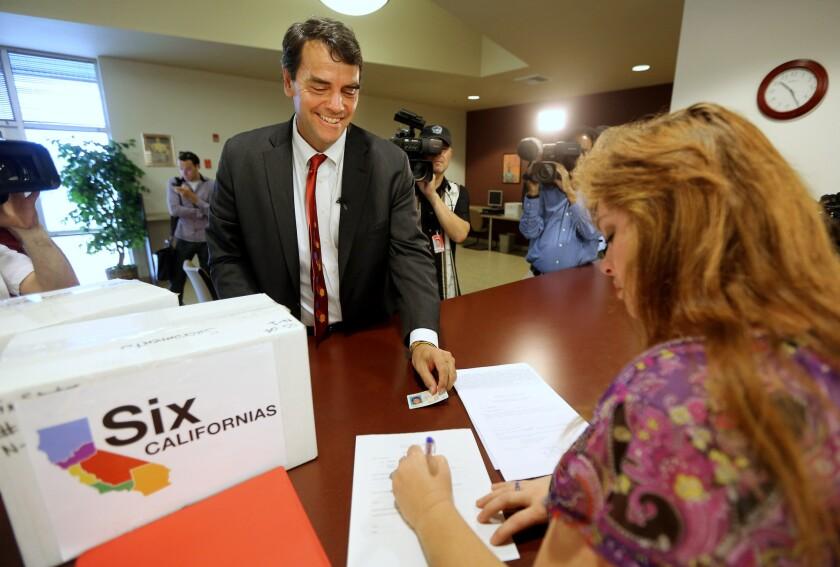 Six Californias proponent Tim Draper