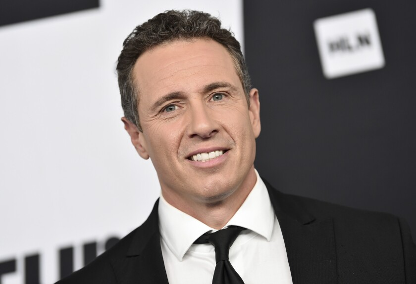 Chris Cuomo (pictured) said Cynthia Nixon as the underdog could be even more confrontational than the governor during the primary process.