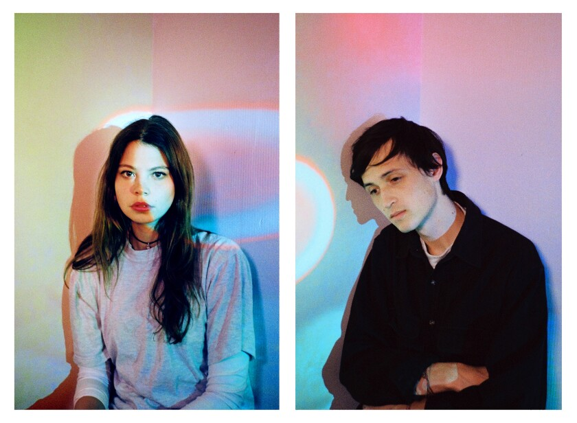 Kllo is an electronic pop outfit between Melbourne cousins Chloe Kaul and Simon Lam