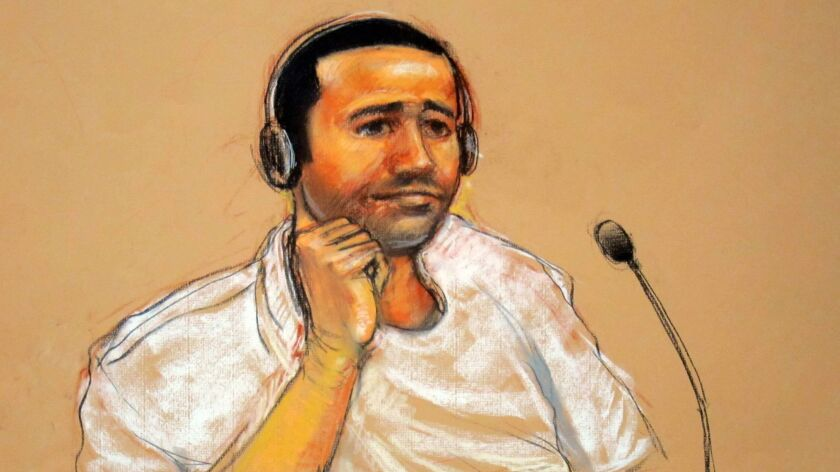 Lawyer for alleged USS Cole bomber urges appeals court not to lift trial abatement