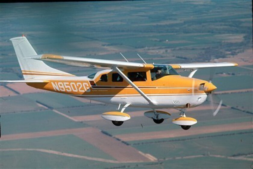 Search ends for Lake Michigan plane crash victims - The San
