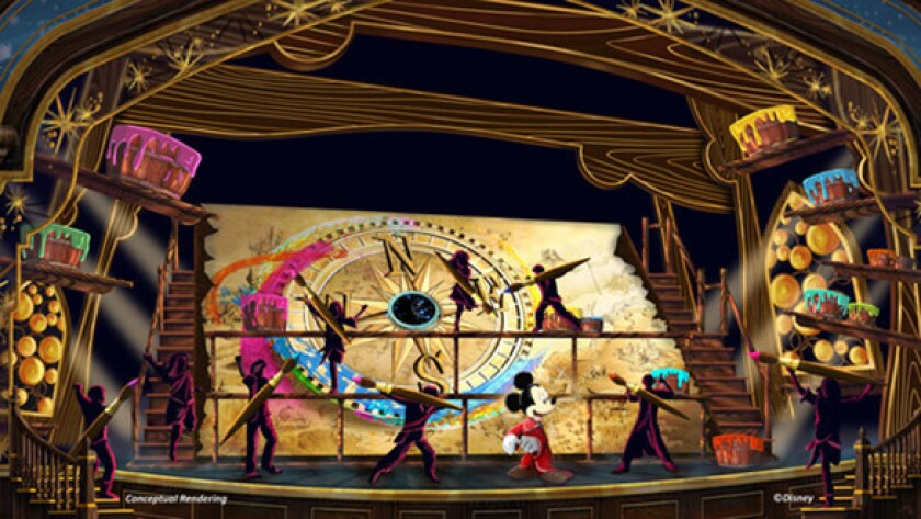 'Mickey and the Magical Map' coming to Disneyland this summer