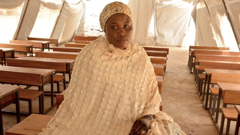 Threatened by Boko Haram