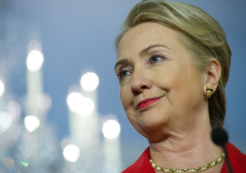 Hillary Clinton expected to make full recovery from blood clot