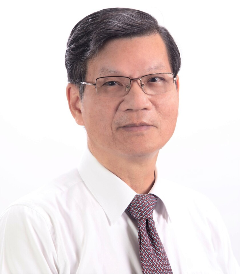 Chi-Huey Wong of Scripps Research received the 2021 Robert A. Welch Prize from the Welch Foundation in Chemistry.