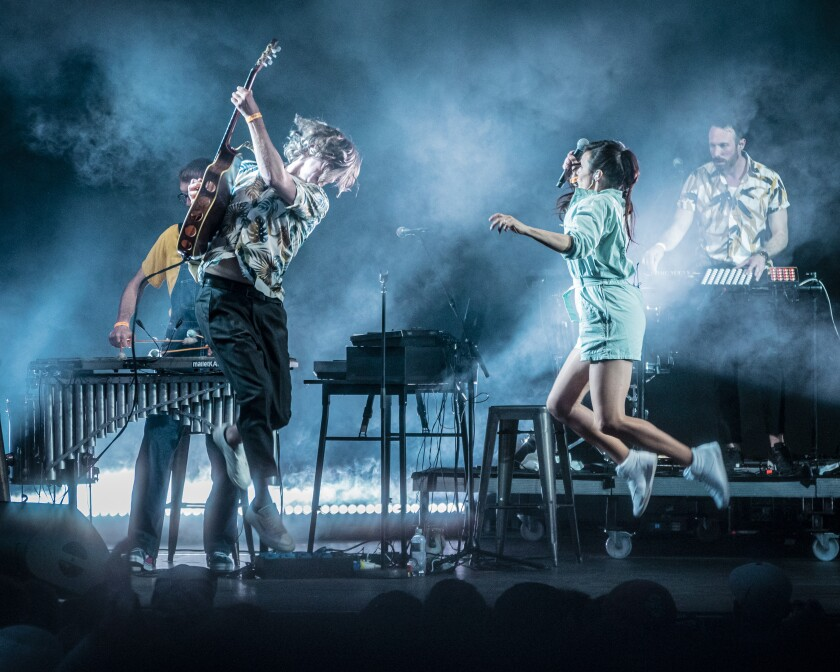 Parisian band, Caravan Palace