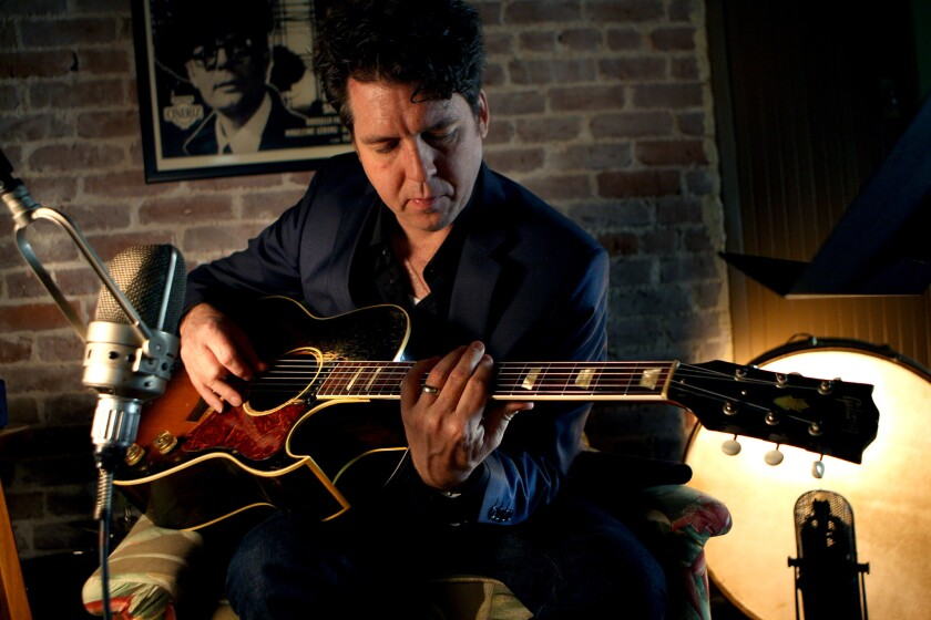 "For more than two decades, Joe Henry has worked with some of the most celebrated names in music, including Elvis Costello, T-Bone Burnett, Ornette Coleman, Jon Brion and Solomon Burke. His latest album, ""Invisible Hour,"" is set for release on June 3."