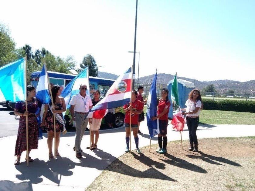 Fiestas Patrias Por La Independencia Centroamericana San Diego Union Tribune En Espanol