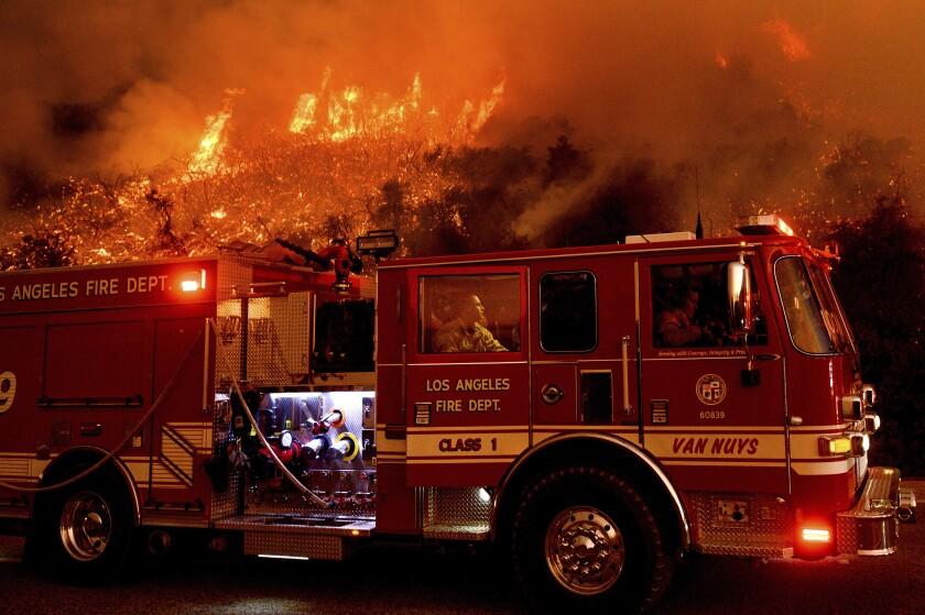 California Wildfire Tech Startups
