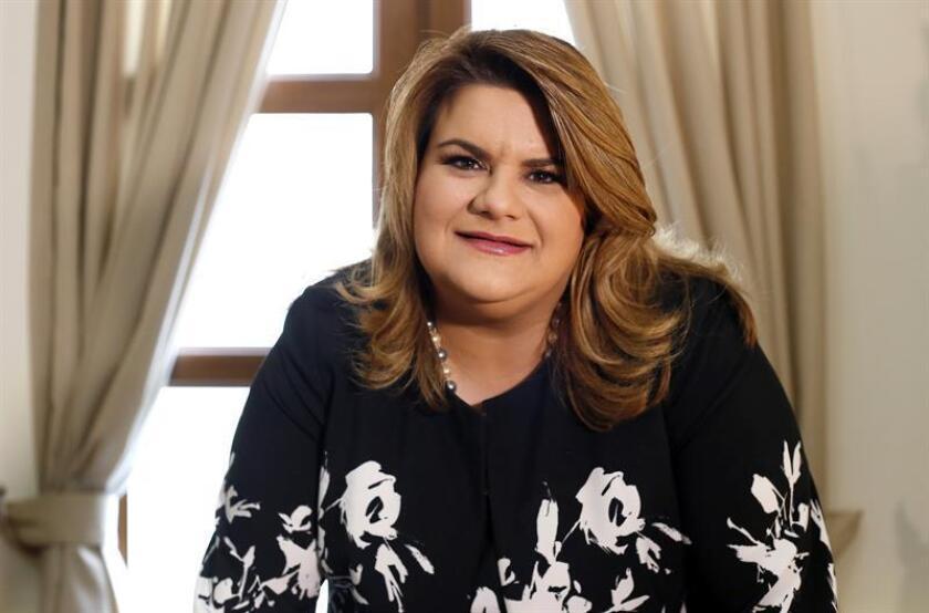 La representante de la isla ante la Cámara de Representantes de Estados Unidos, Jennifer González. EFE/Archivo