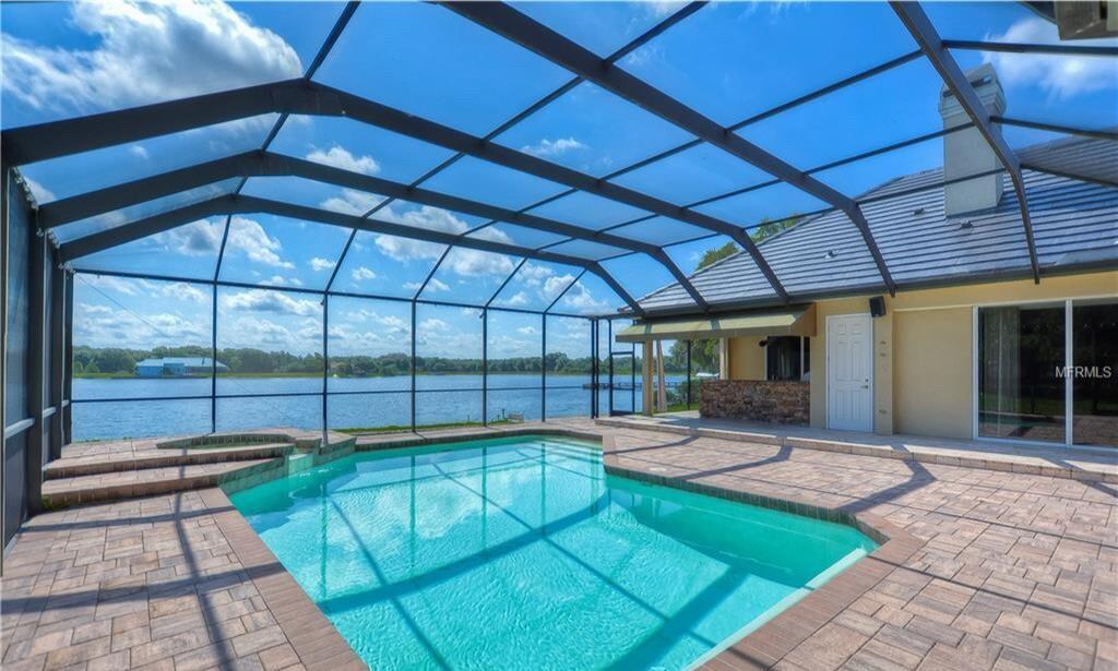 Chris Jericho's Florida home