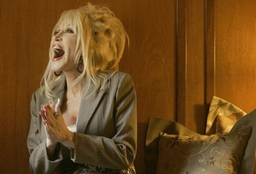 LEGEND: Dolly Parton is one of the greatest figures -- literally -- in country and pop.