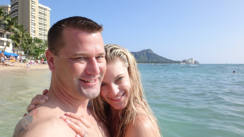 Jennifer Michelle Fletcher & Jason Buck Irby