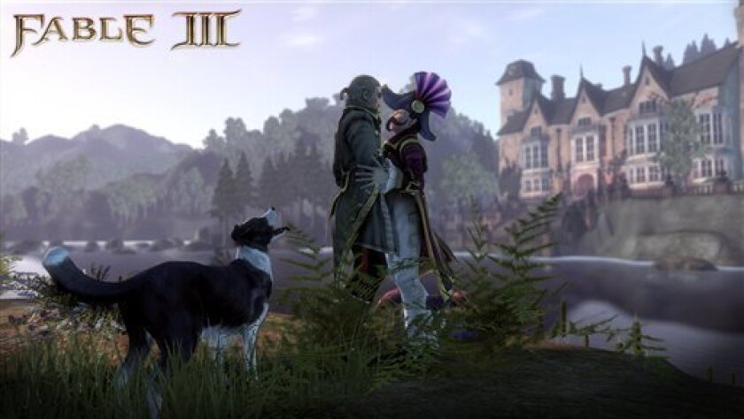 fable 3 marriage