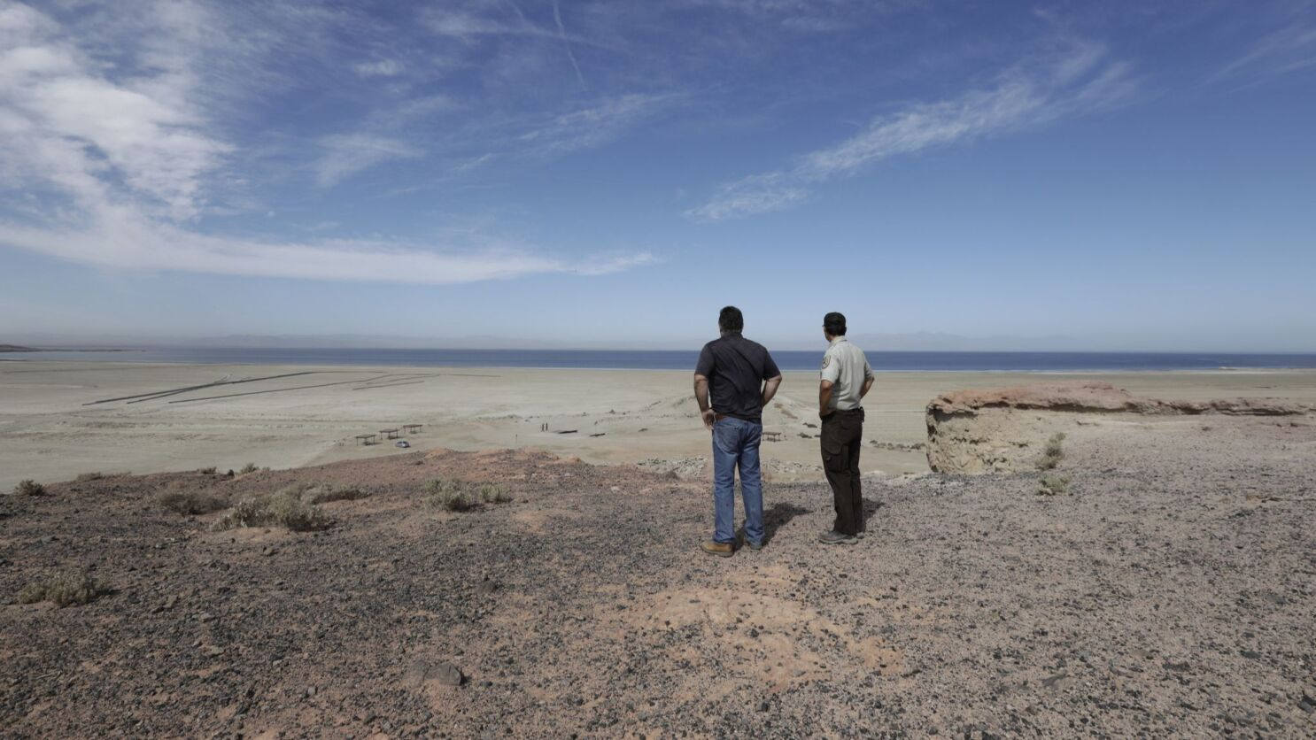 Editorial The Salton Sea Is A Disaster In The Making California
