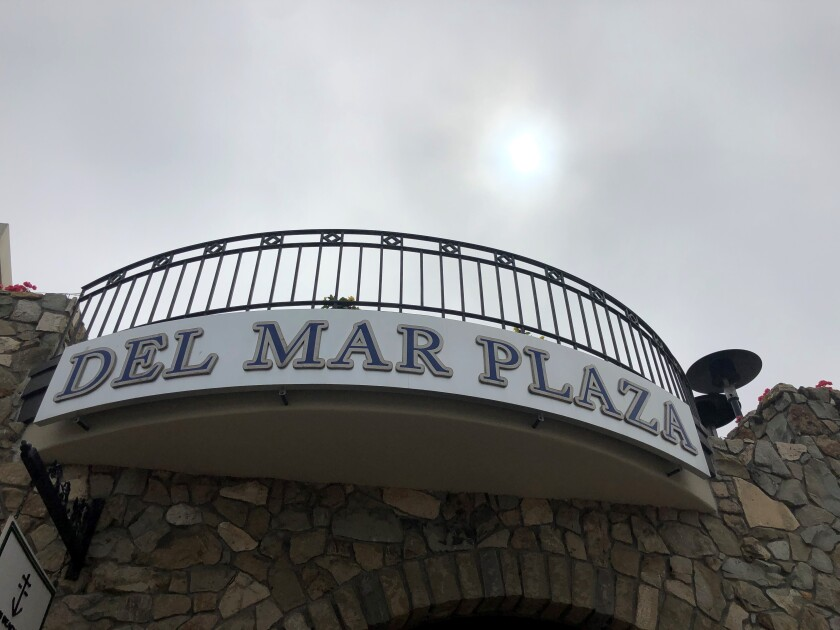 The owners of Del Mar Plaza said they hope a series of amendments to the Del Mar Specific Plan will help return the facility to its former glory.