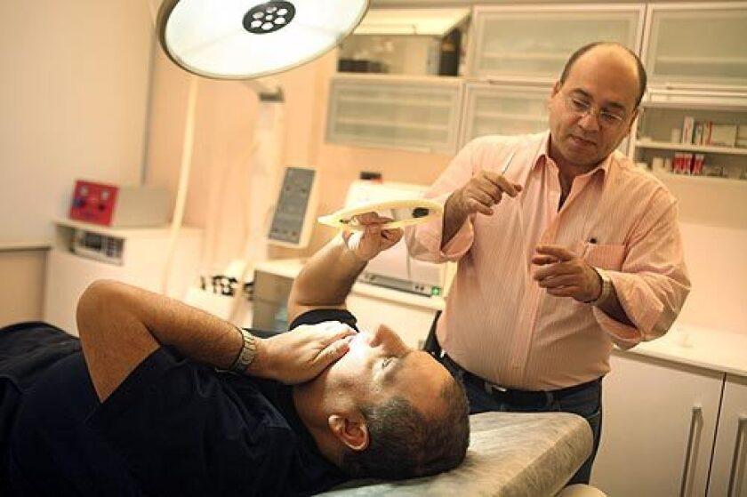Plastic surgery clinic