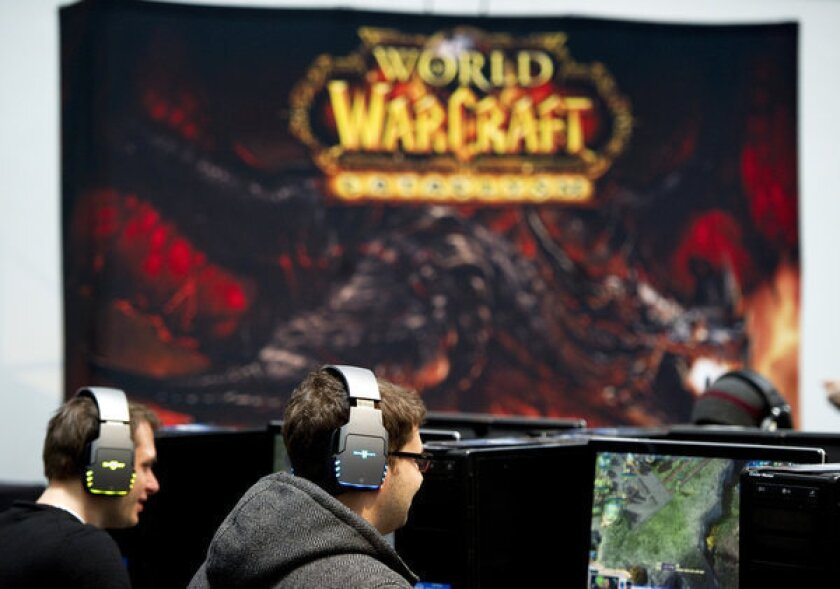 Drop in 'World of Warcraft' subscribers hits Activision stock