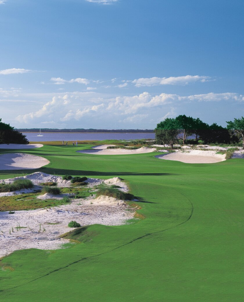Sea Island Golf Club's Seaside Course first opened in 1928 and was renovated in 2000 by Tom Fazio.