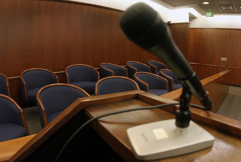 Commenting about a case on social media or researching it on the Internet may soon cost California jurors as much as $1,500 in a pilot project.