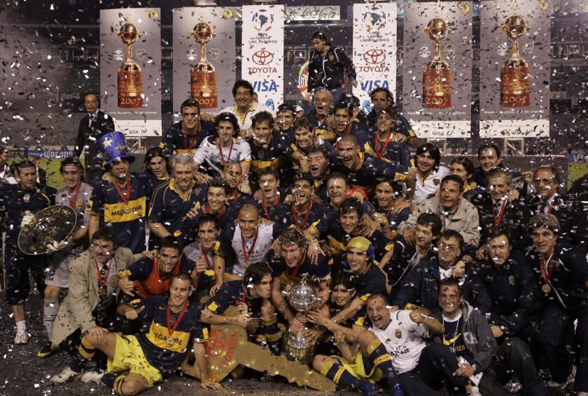 Brazil Copa Libertadores Soccer