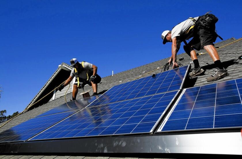 Utilities push their own solar pricing plan
