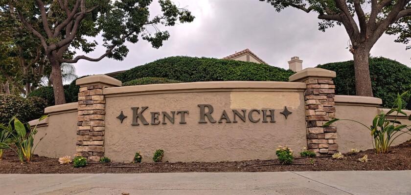 license plate readers at Kent Ranch
