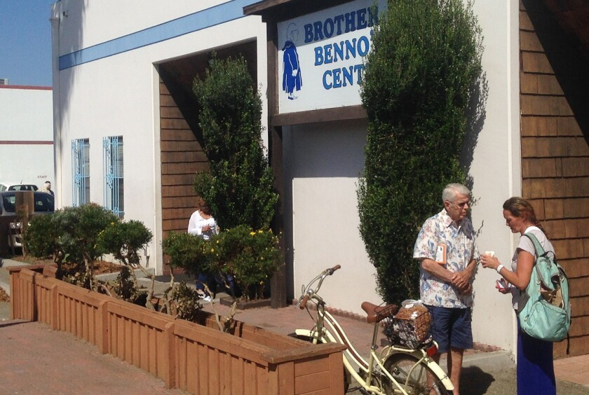 A committee has suggested changes to a permit the city granted to the Brother Benno's Foundation.