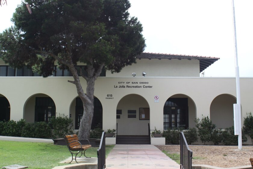 The La Jolla Recreation Center will need to be closed for two months while the city updates the electrical wiring.
