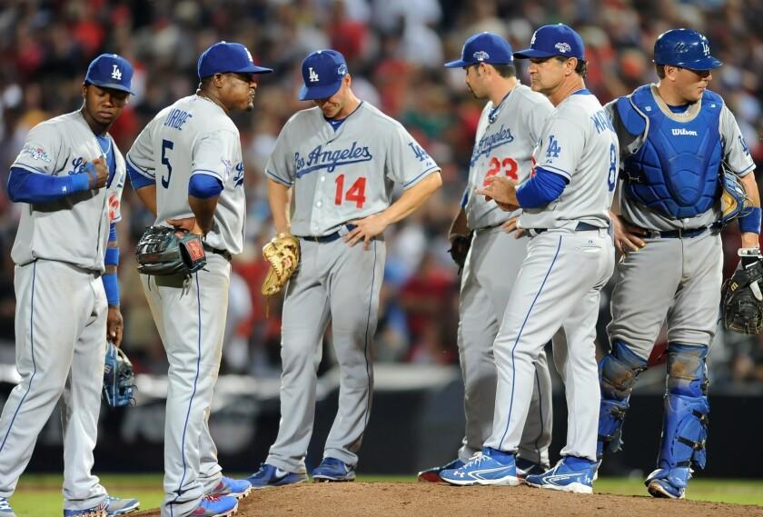 Dodgers' Don Mattingly's margin for error just got smaller