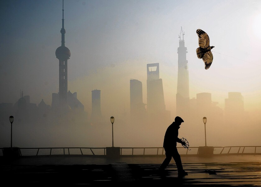 Lung cancer: A cloud on China's polluted horizon