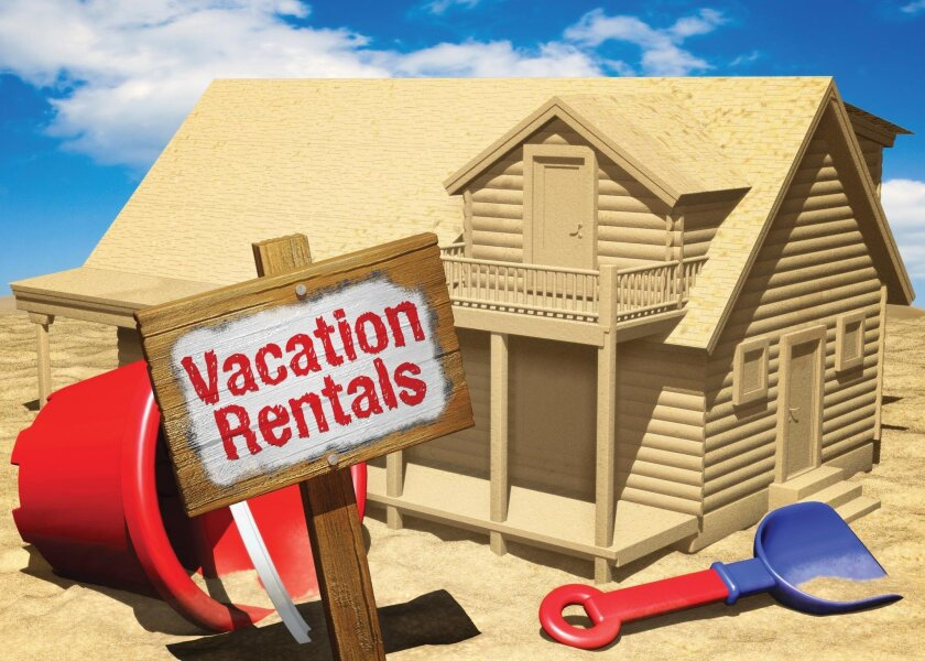 Short-term vacation rentals