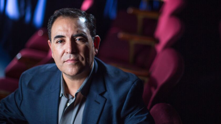 July 11th 2014, San Diego, CALIFORNIA, USA. --------   Claudio Raygoza, who is the executive artisti