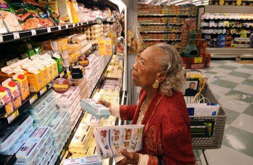 A new report from Harvard and the NRDC suggests clarifying expiration date labels on food.