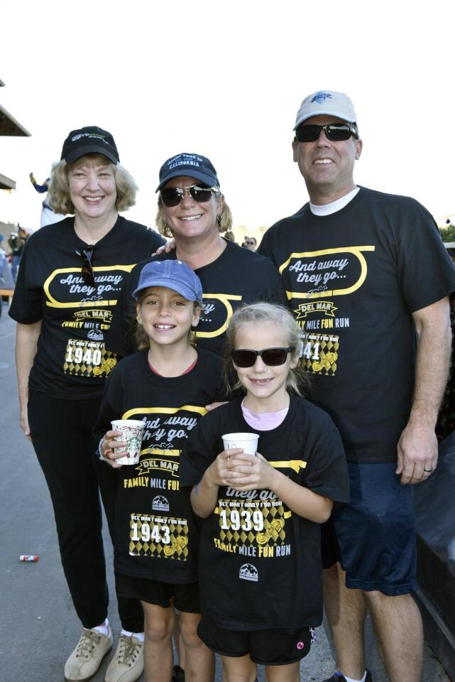 Del Mar Family Fun Run