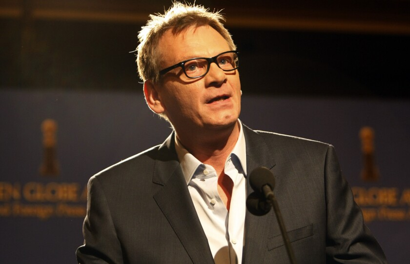 Theo Kingma leads the Hollywood Foreign Press Assn., whose members vote for the Golden Globes.