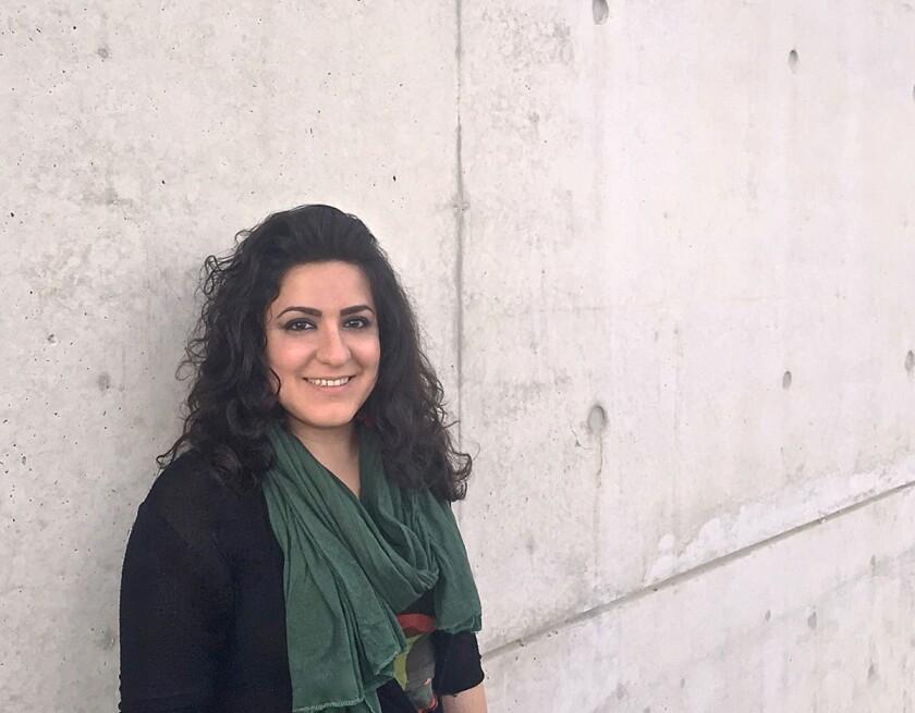 Musician Anahita Abbasi