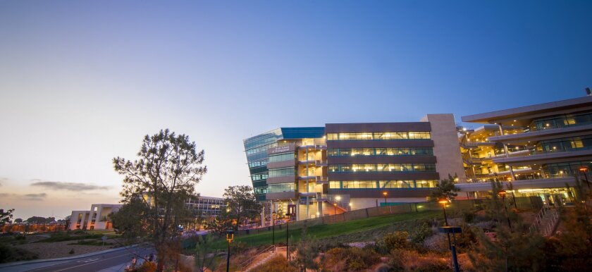 The Rady School of Management at UC San Diego.
