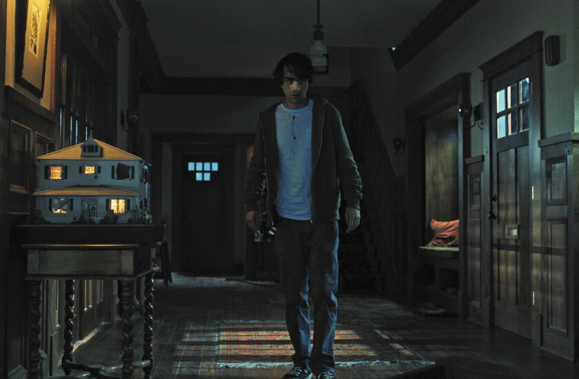 Alex Wolff in Hereditary.