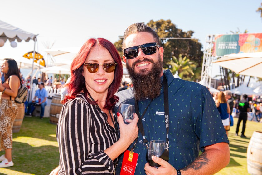 San Diego Bay Wine + Food Festival Grand Tasting