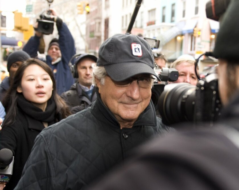 Bernie Madoff: Was he part of the JPMorgan ring, or was JPMorgan part of his ring?