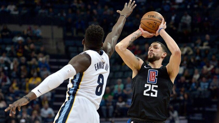 Austin Rivers, James Ennis III