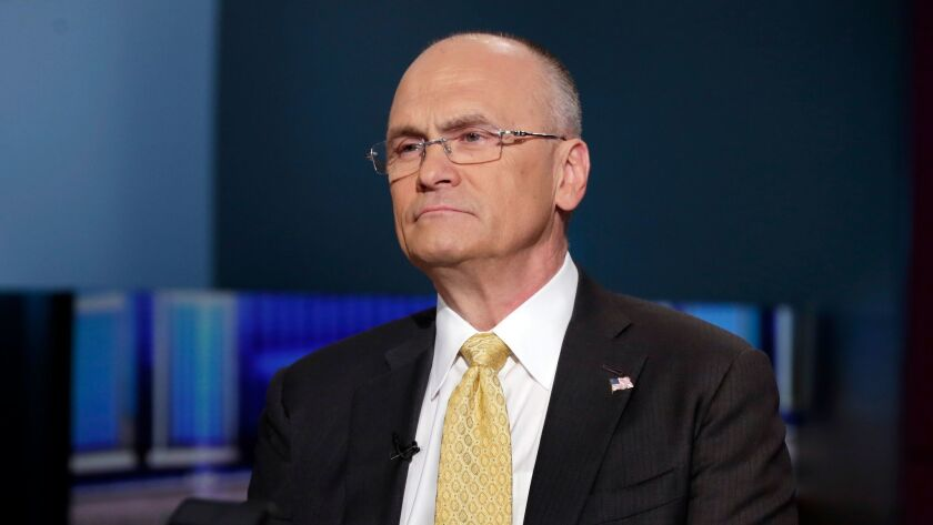 Andy Puzder has served as chief executive of CKE since 2000.