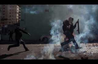 Brazil World Cup 2014: Police fire rubber bullets on Sao Paulo protesters
