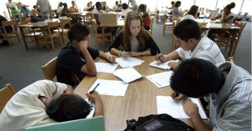 Algebra peer tutoring