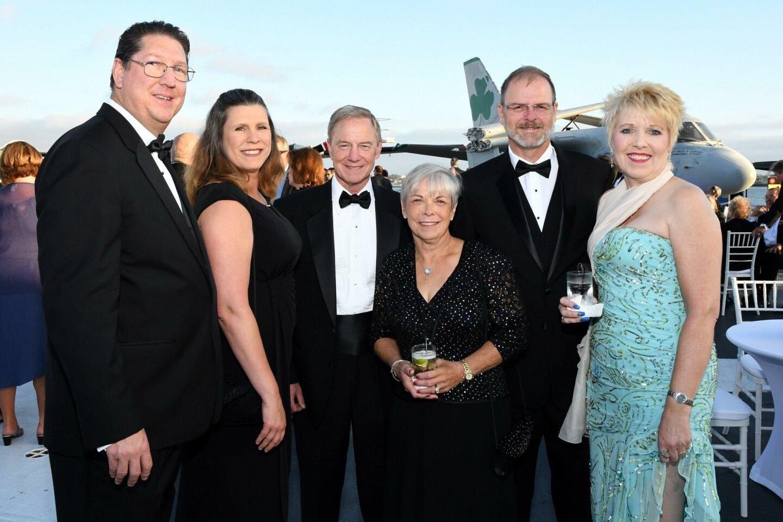 Bob and Leslie Burton, Kirk and Sandy Burgamy, Paul and K.D. Lindsey