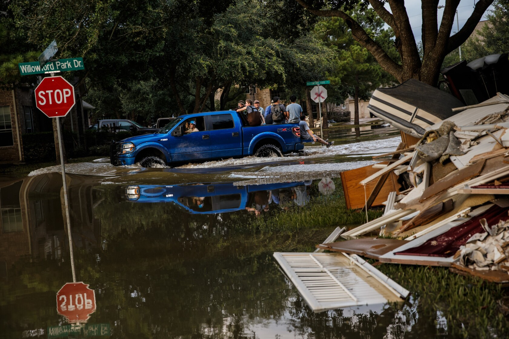 Here's what we know about Tropical Storm Harvey: Rain, flooding and